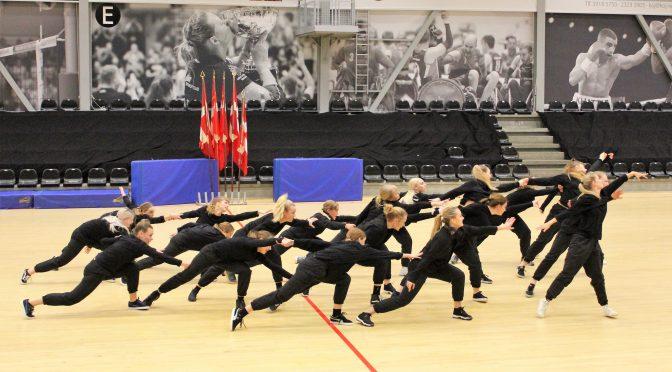 Her kan du opleve PI-Gymnastiks hold …